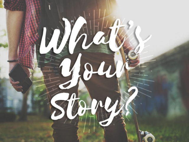Who are you? What's your Story?